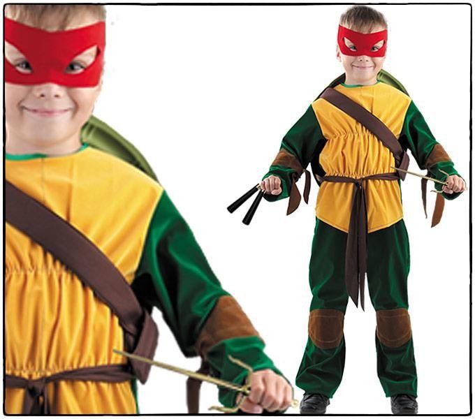 Детские карнавальные костюмы черепашек ниндзя