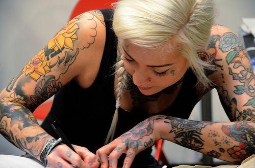 Hot chelle rae tattoos for girls