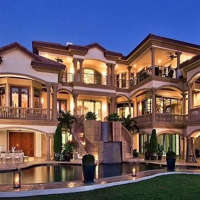 36 best Beautiful Homes images on Pinterest Luxury mansions, House