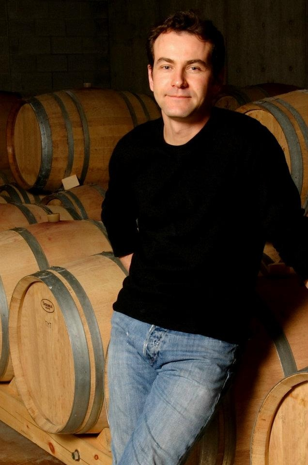 Raised in Burgundy, Frederic Picard was destined to be a winemaker. He is fulfilling that destiny at Huff Estates Winery, Bloomfield, Ontario.
