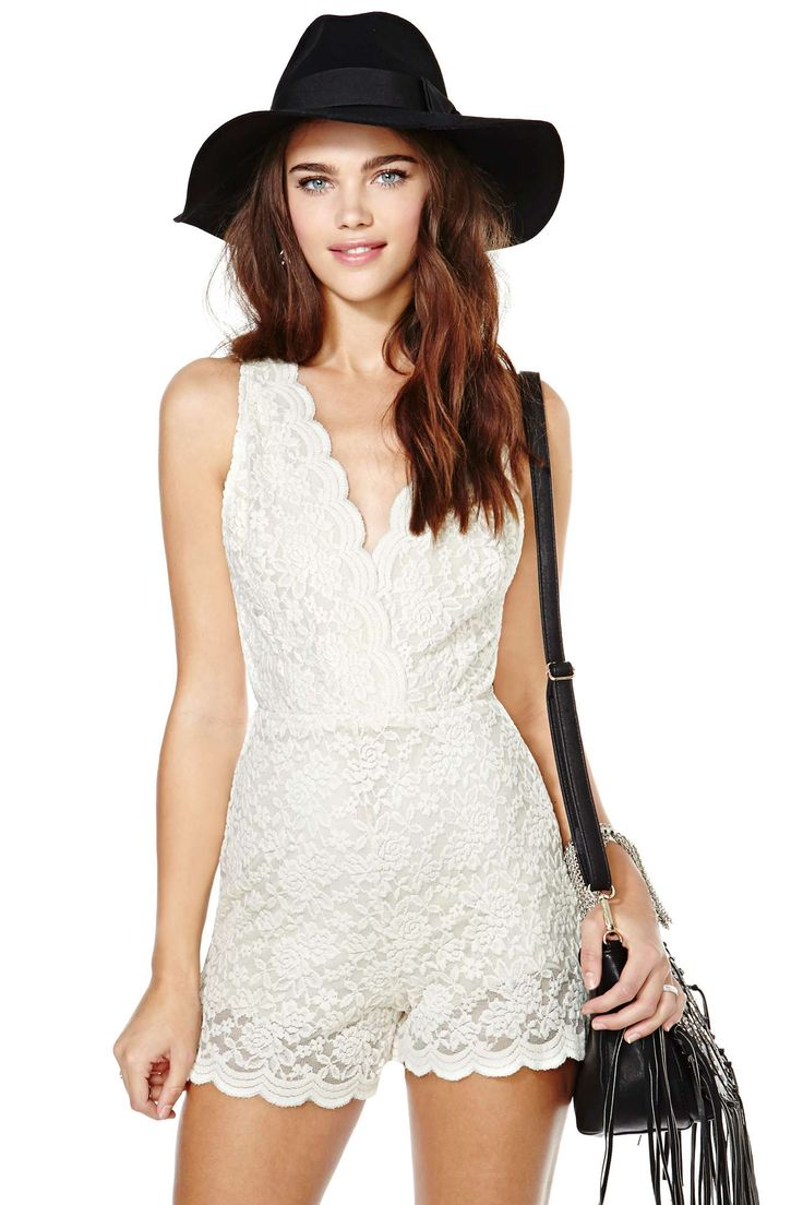 Bethany Romper | Shop Rompers + Jumpsuits at Nasty Gal