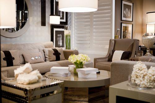 kelly hoppen lounge living room ideas pinterest
