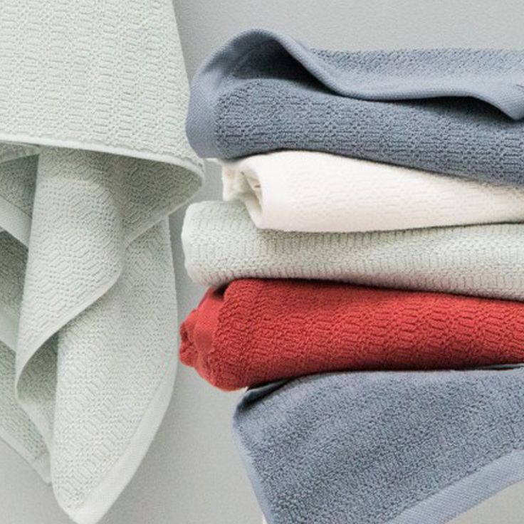 Want to make every shower feel like a visit to a hotel spa? Our Resort Cotton Jacquard Towel Range is 100% Egyptian cotton. With bath towels from $16.95, they're an affordable indulgence that will make an everyday activity that little bit more special.