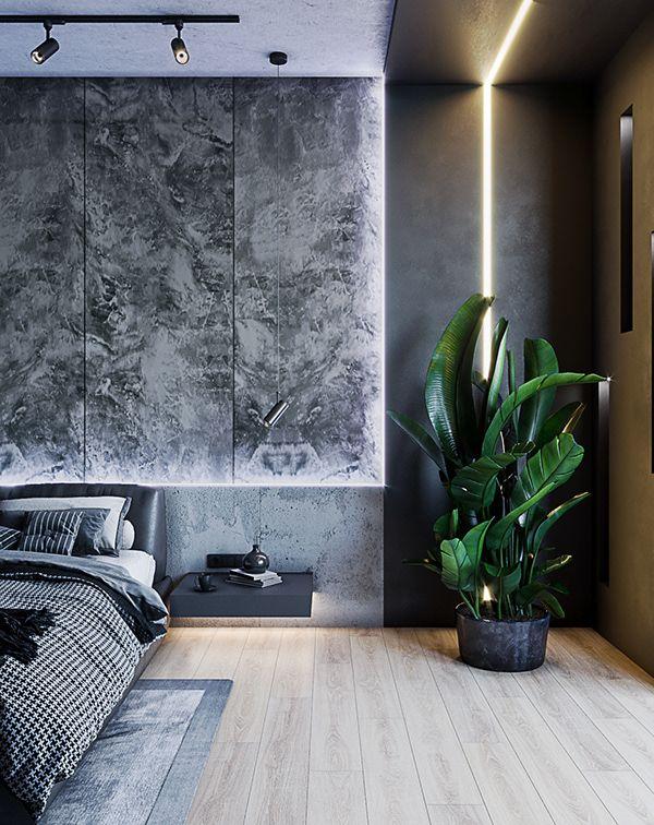 Black Apartment Dezign Ark Beta Indian Home Decor Living