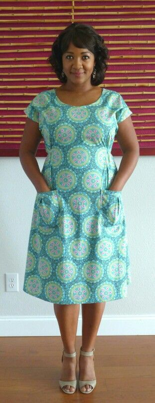 The DottieAngelFrock Simplicity 1080