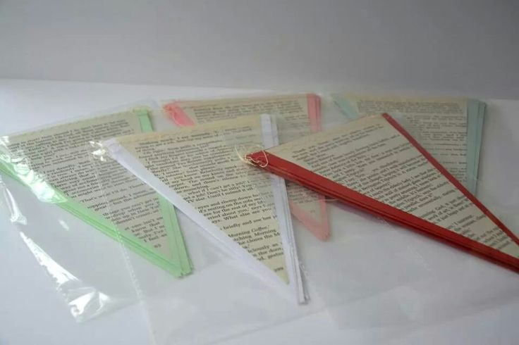 Any colour bunting (string of 10)