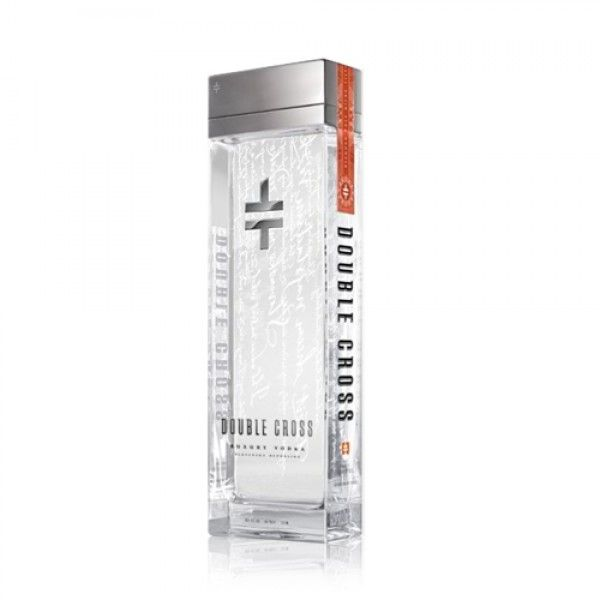 Double Cross Vodka.Ultra-sophisticated and impeccably clear, Double Cross Vodka is an elegant choice.| spiritedgifts.com