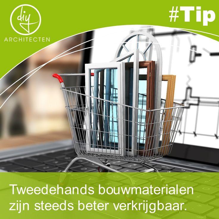 Tip budget bouwen kan heel goed wanneer je op zoek gaat naar tweedehands bouwmaterialen er zijn steeds meer en ook online winkels waar je die kunt