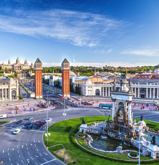 Take in the sights of Barcelona, Spain.: Travel Bucketlist, Places To Visit, Destinations, Bucket List, Square, Travel Tips, Barcelona, Of Spain, Spain