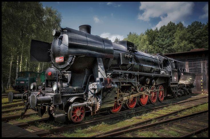 old train lll - Lužná u Rakovníka