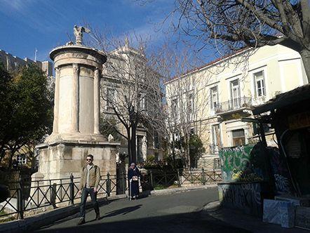 Small Discoveries #73 Περίπατος στον αρχαιότερο δρόμο της Αθήνας. Πάντα έβρισκα συναρπαστικό το γεγονός ότι ως κάτοικος μιας πόλης με πολύ πλούσια ιστορία μπορώ να «ακολουθήσω» τα βήματα... (http://gynaikaeveryday.gr/?page=calendar&day=2016-01-21)