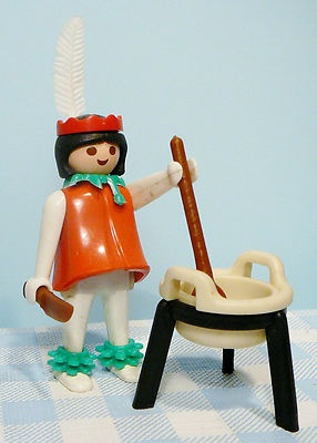 Playmobil (I believe I had this particular one as a kid - Rynnah)