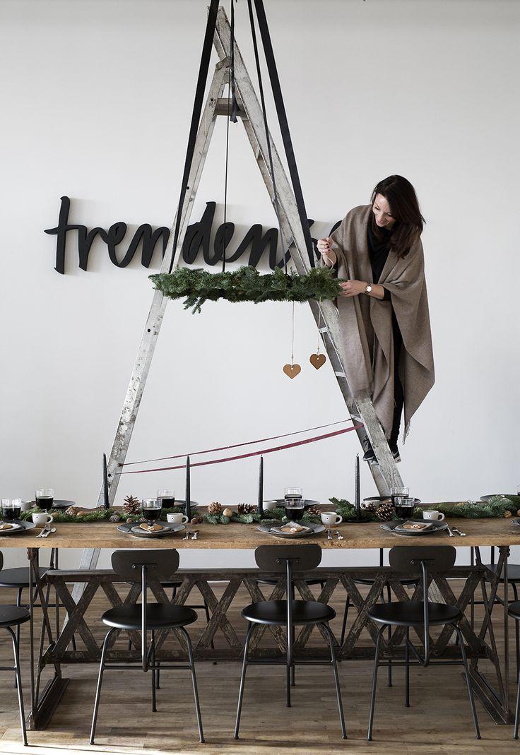 Final touches #himla #himla_ab #spinneriet #trendenser #interior #linen #washi #napkiin #tablecloth