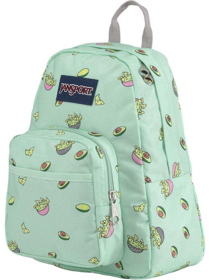 JanSport Half Pint 10L Backpack think about lunch in class just with the  power of this backpack! 72157ea26b715