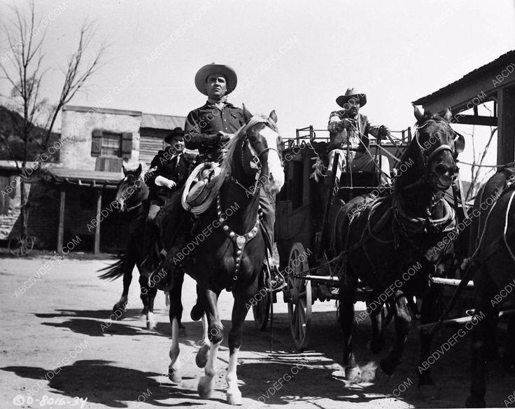 photo Gene Autry Pat Buttram western film Silver Canyon 360-20
