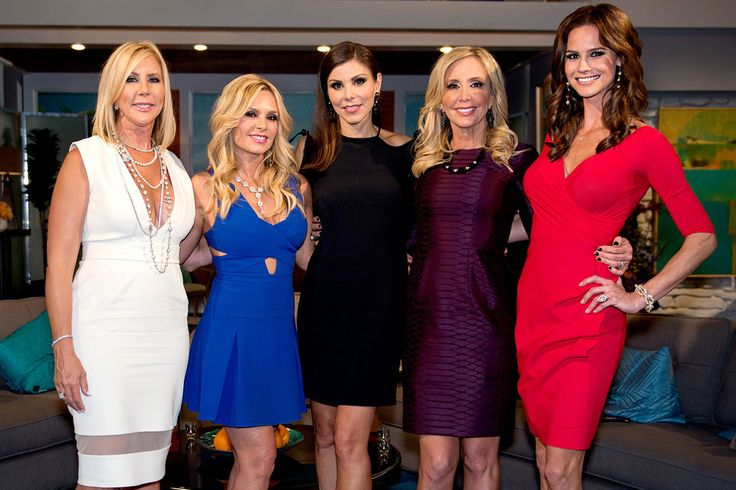 Real Housewives of Orange County Reunion Part One Recap - http://riothousewives.com/real-housewives-of-orange-county-reunion-part-one-recap/