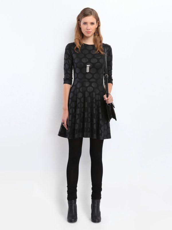 #sukienka damska w kropki #topsecret #polkadots