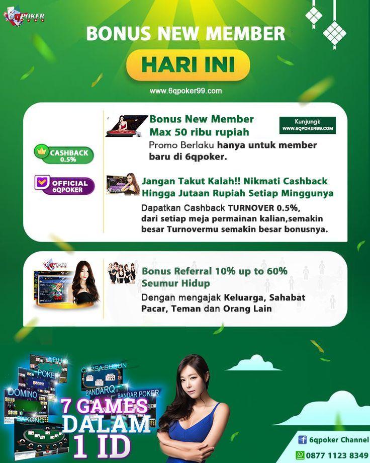 Bonus New Member Agen Poker Idnplay Agen Bonus Idnplay Member Poker Rupiah