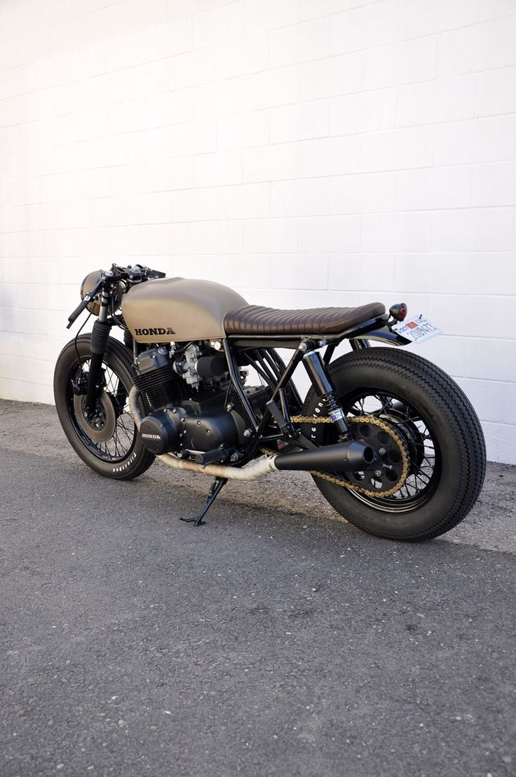 Bike stickers design discover - Cool Honda Caferacer Discover Motomood Motorbikes Designclassic Motorbikesbike