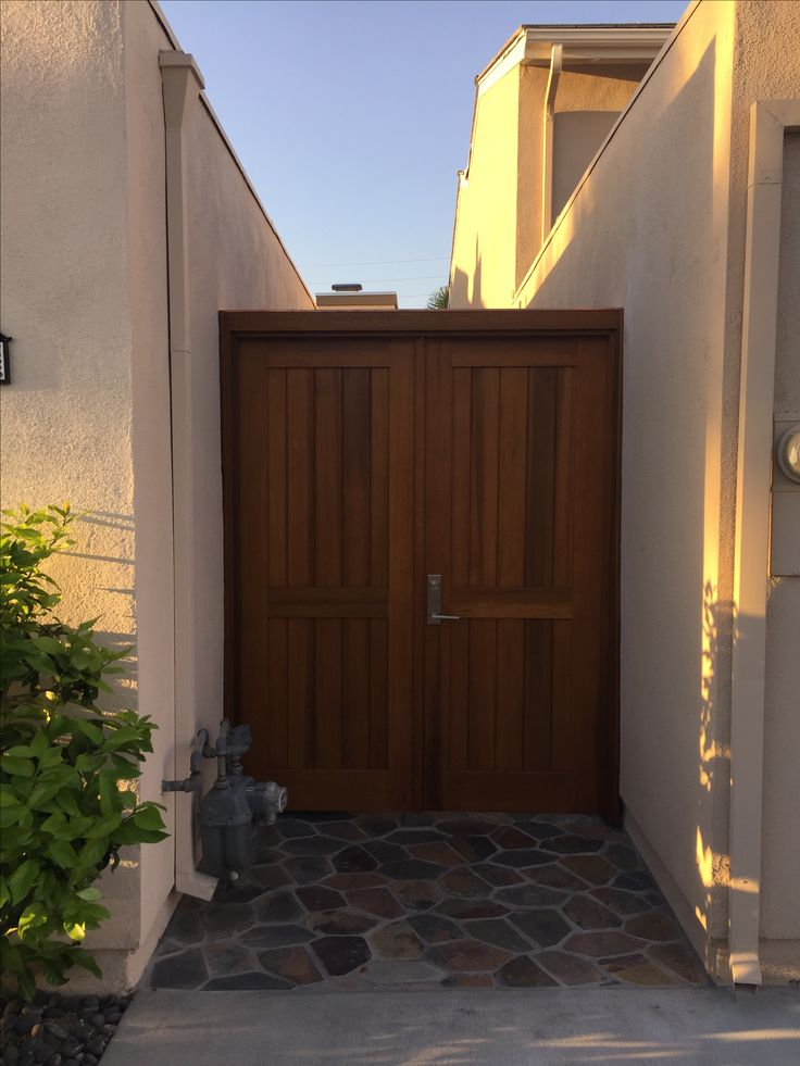 41 best double gates images on pinterest custom wood timber