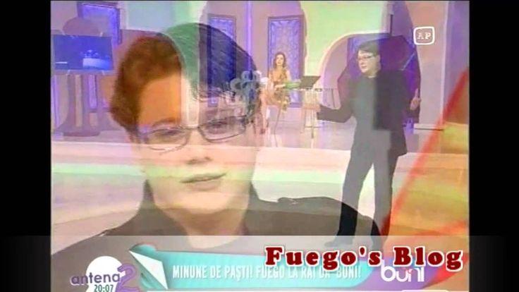 """Fuego - """"Casa parinteasca"""" (Emisiunea """"Rai, da' buni"""", Antena 2, 6 mai 2..."""