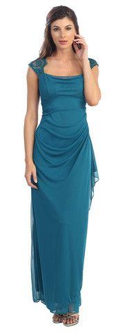 Maternity Bridesmaid Dresses-Positively Posh $119.99