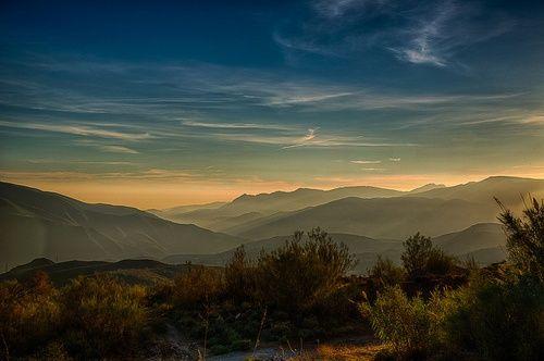 #Alpujarra en #Granada