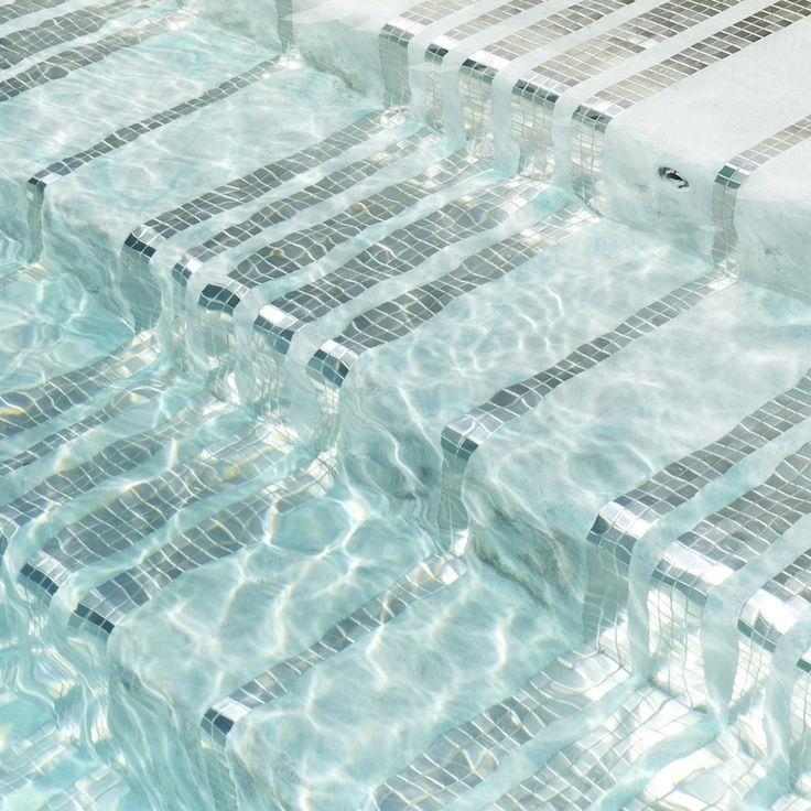 Rip+tan #swimming #pool #tiles #summer #design