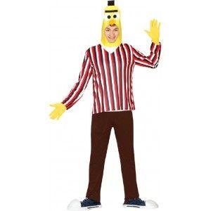 Gezien op Beslist.nl: Bert sesamstraat kostuum