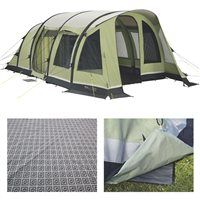 Outwell Harrier L Air Tent Package Deal 2014 Smart Air | CampingWorld.co.uk