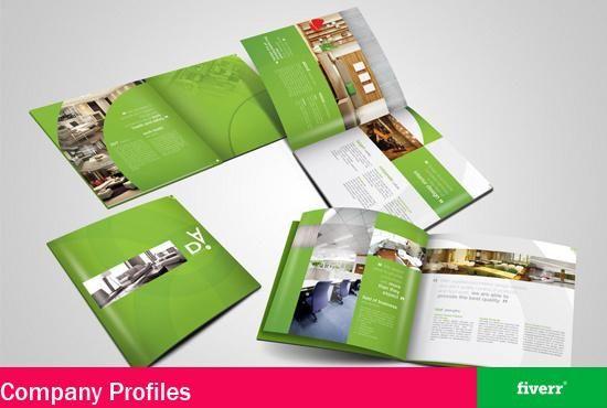 design you Modern Flyers and Company Profiles by softdealsidea
