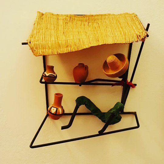 Flott og komplett Bror Bonfils 👌👏😁  #brorbonfils  #midcentury  #madeindenmark  #scandinaviandesign  #art  #kunst  #design  #retro  #vintage  #vintagedesign  #interiør  #retrohjem  #506070tal  #506070tallet takk til  @katrineskommode 😊👌👍🇩🇰