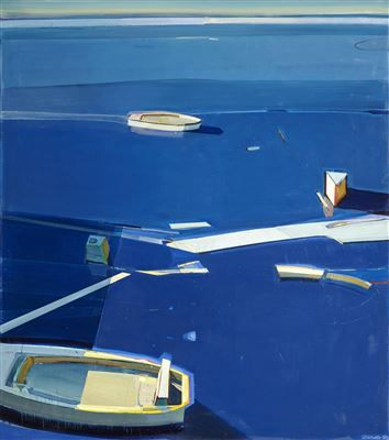 Raimonds Staprans - Artist, Fine Art, Auction Records, Prices ...