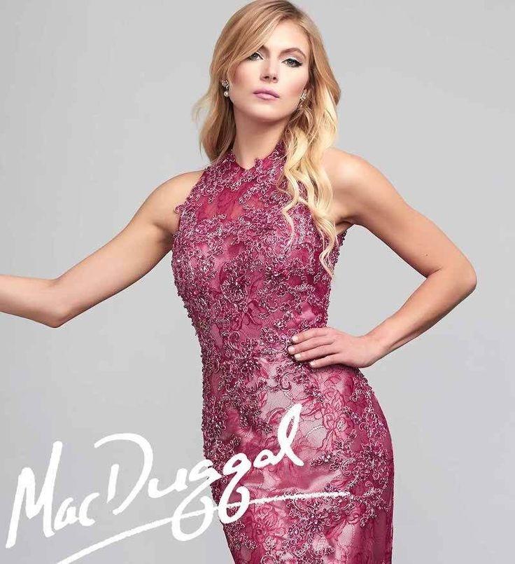 Excepcional Vestidos De Fiesta Mac Duggal Componente - Ideas de ...