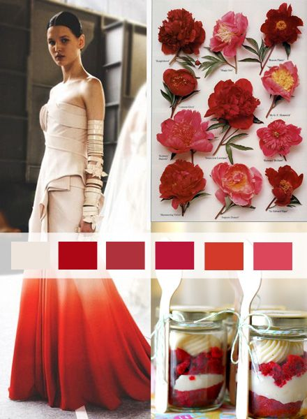so red the rose II: Rose Ii, Colors Boards Palettes, Colors Palettes, Colour Palettes