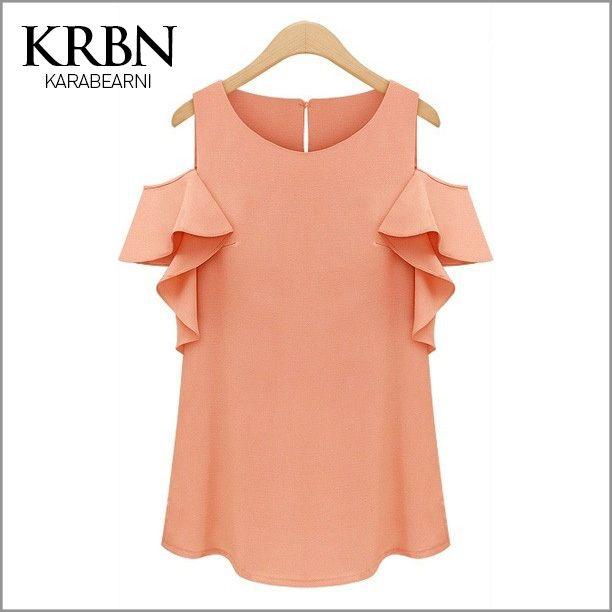 Encontrar Más Blusas y Camisas Información acerca de Mujeres tops verano ropa…
