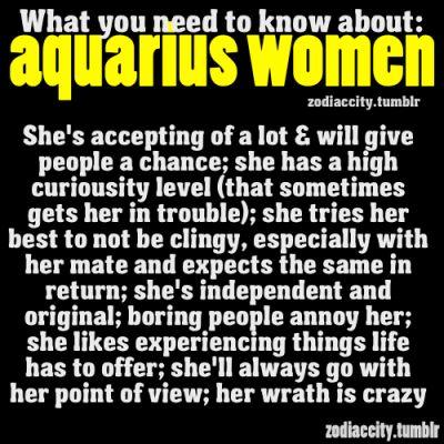 aquarius female | Tumblr | Aquarius quotes, Aquarius ...  |Aquarius Quotes Tumblr