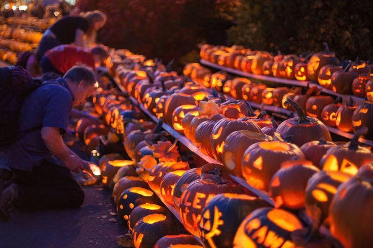 10Best takes a look inside the Readers' Choice-winning Keene Pumpkin Festival, an annual autumn even in Keene, New Hampshire.