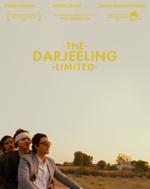 The Darjeeling Limited, one of my all time favorites.