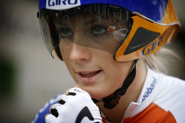 Pauline Ferrand-Prevot will race the TT, road and mountain bike at the 2012 London Olympics.