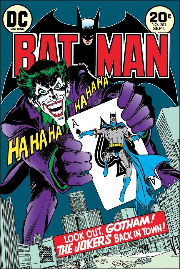Most memorable Batman books.