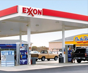 #1: Exxon Mobil