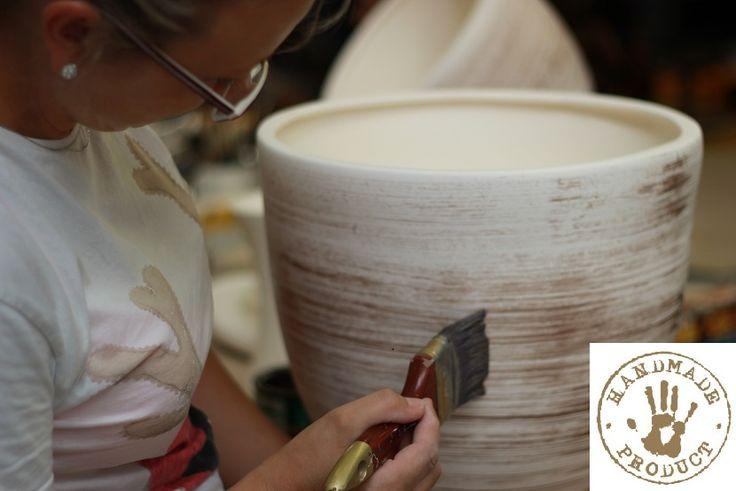 Handmade czyli produkty ręcznie robione, wysokiej jakości, niepowtarzalne.