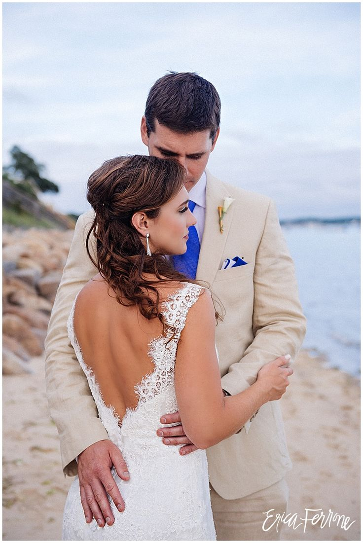 DIY Cape Cod Wedding From Mikhail Glabets Photography