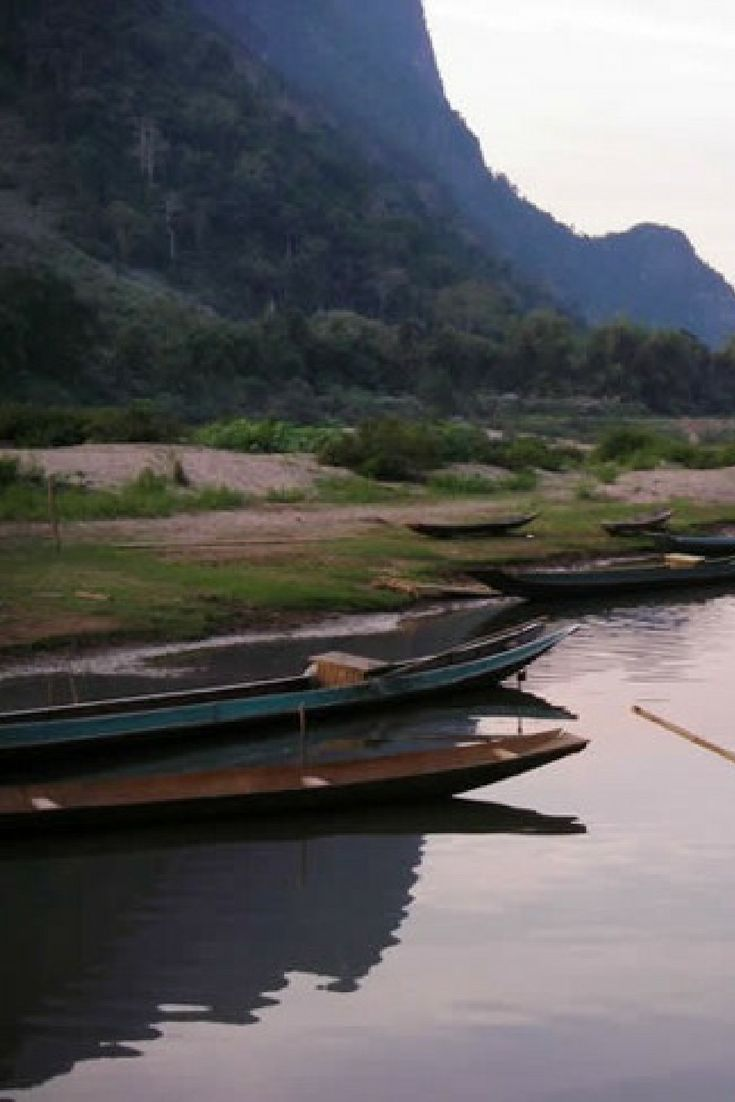 Why Muang Ngoi, Laos is a pastoral paradise | River | Mountains | Fishing | Boating |