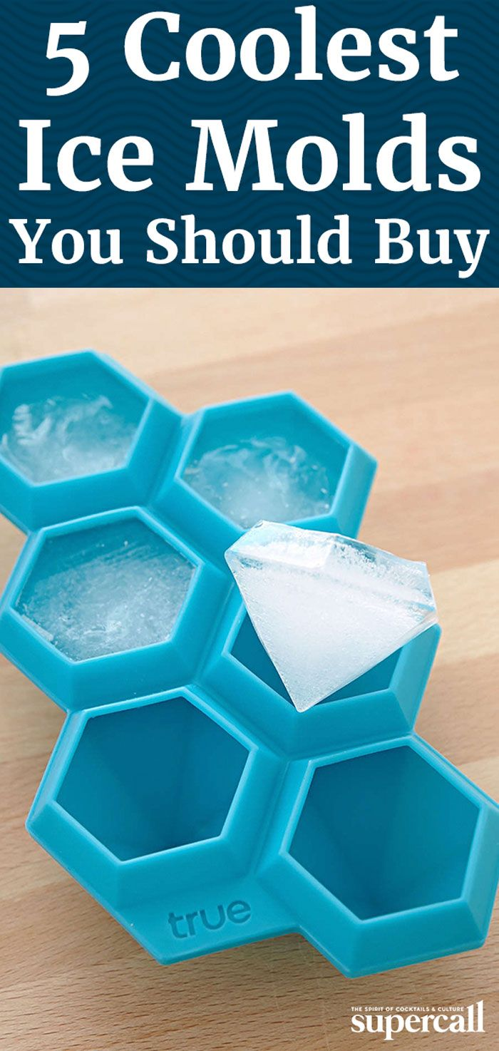 Whether you're looking for the perfect gift for a Star Wars-loving whiskey geek, or just need to up your own ice game, here are five of our favorite eye-catching—but practical—ice molds.