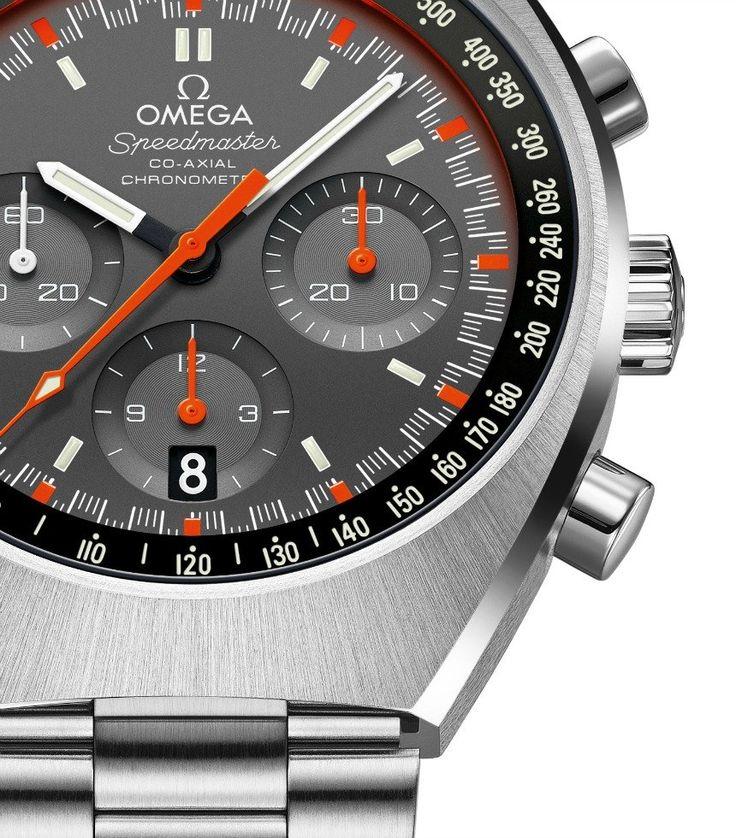 Omega Speedmaster Mark II Reissue Watch For 2014
