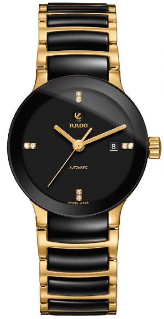 Rado Watch Centrix Sm #bezel-fixed #bracelet-strap-ceramic #brand-rado #case-material-ceramic #case-width-28mm #date-yes #delivery-timescale-call-us #dial-colour-black #gender-ladies #luxury #movement-automatic #official-stockist-for-rado-watches #packaging-rado-watch-packaging #style-dress #subcat-centrix #supplier-model-no-r30034712 #warranty-rado-official-2-year-guarantee #water-resistant-30m