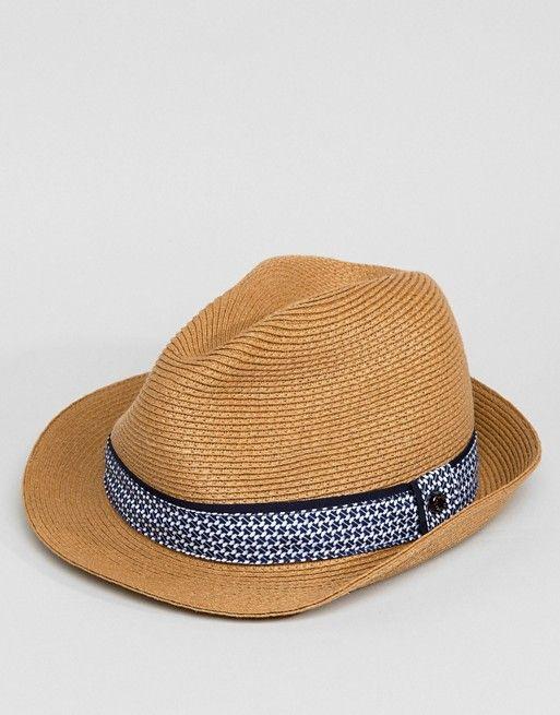 1ac39ebb8 Ted Baker | Ted Baker Frise Summer Trilby Hat | Ted Baker | Hats ...