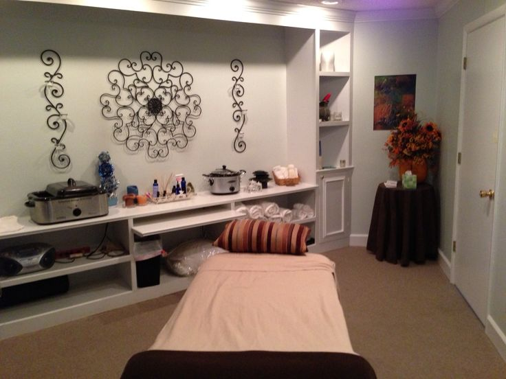 26 best images about massage room decor ideas on pinterest for Massage room design ideas